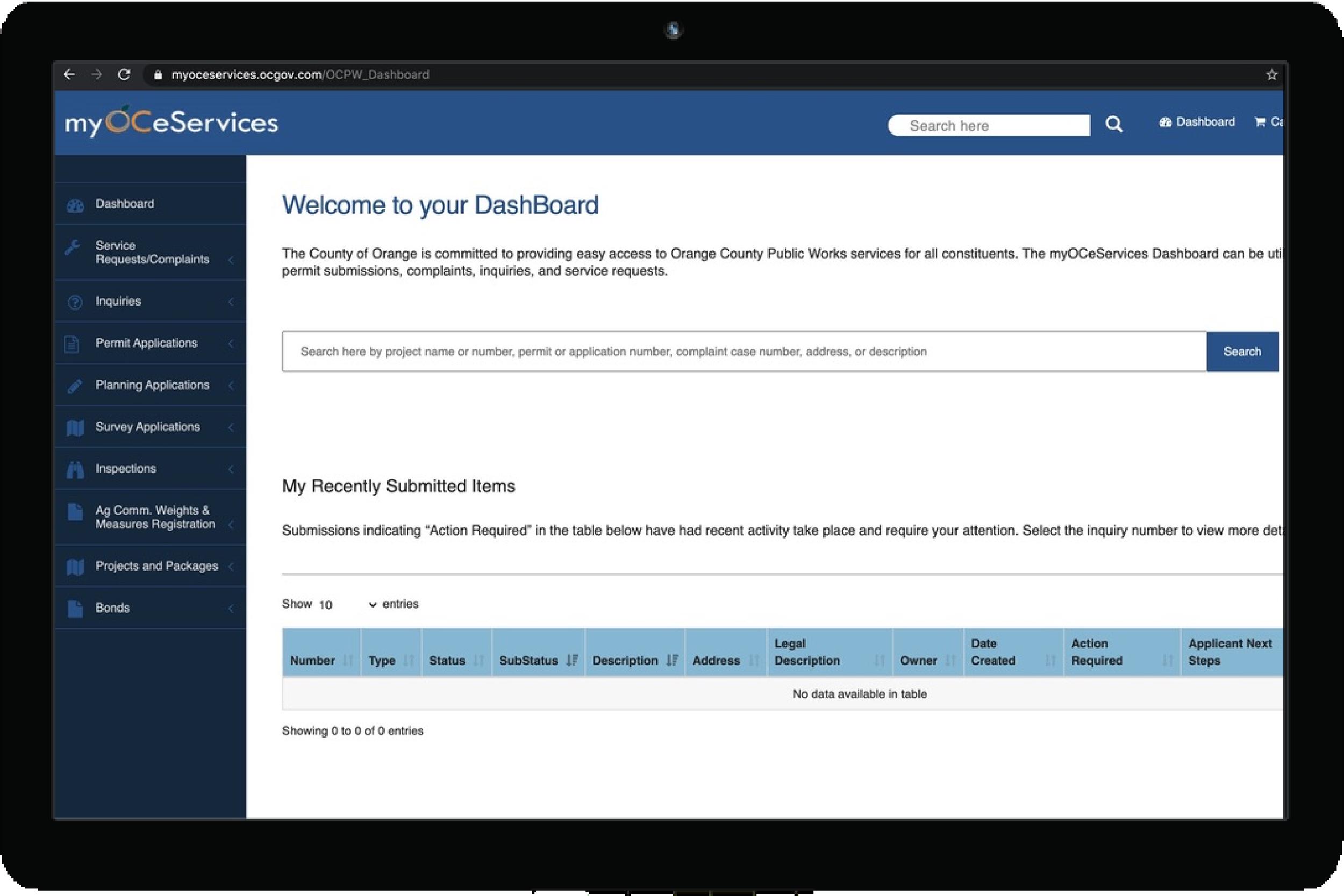 Clariti Government Building Permit Solution Online Citizen Portal