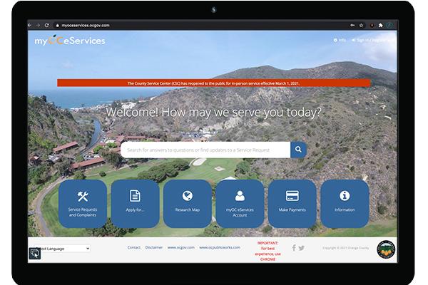 Clariti Community Self-Service Portal